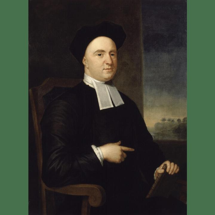 George Berkeley, par John Smibert, 1730