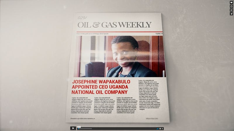 Dr. Josephine Wapakabulo's Farewell