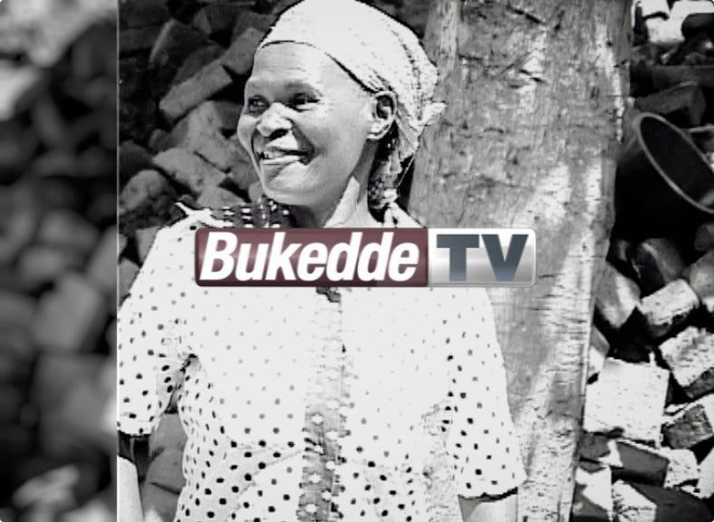 Bukedde TV Branding - Vision Group