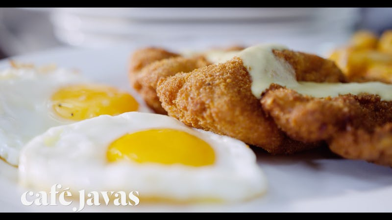 Big on Breakfast - Cafe Javas
