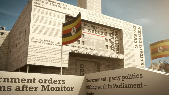 Daily Monitor at 20 - Nation Media Group