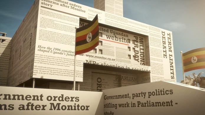 Daily Monitor at 20