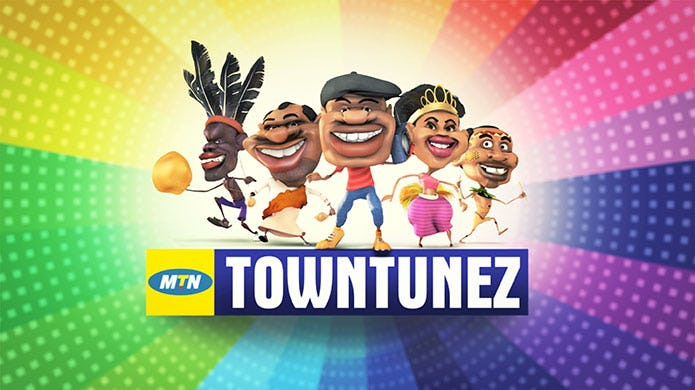 MTN Town Tunez - MTN Uganda, Metropolitan Republic