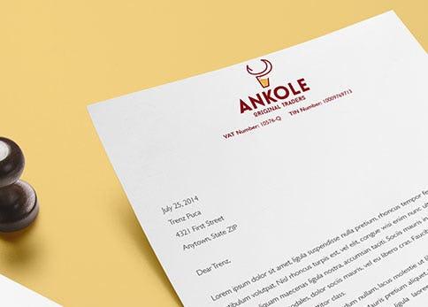 Ankole Traders Branding - Ankole Traders