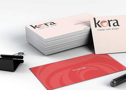 Kora Events Branding - Kora Wedding Planners