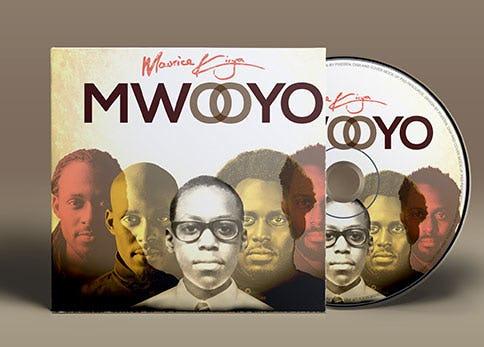 Mwooyo Album Cover - Maurice Kirya