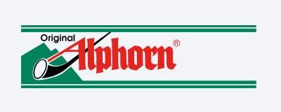 Logo: Alphorn