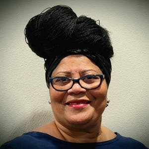 Headshot of Sharon Tettegah