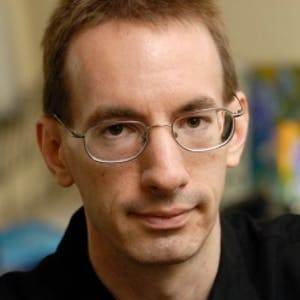 Headshot of John MacMullen