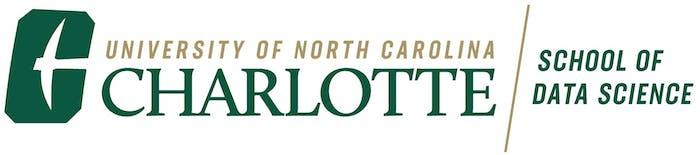 University of North Carolina, Charlotte School of Data Science logo