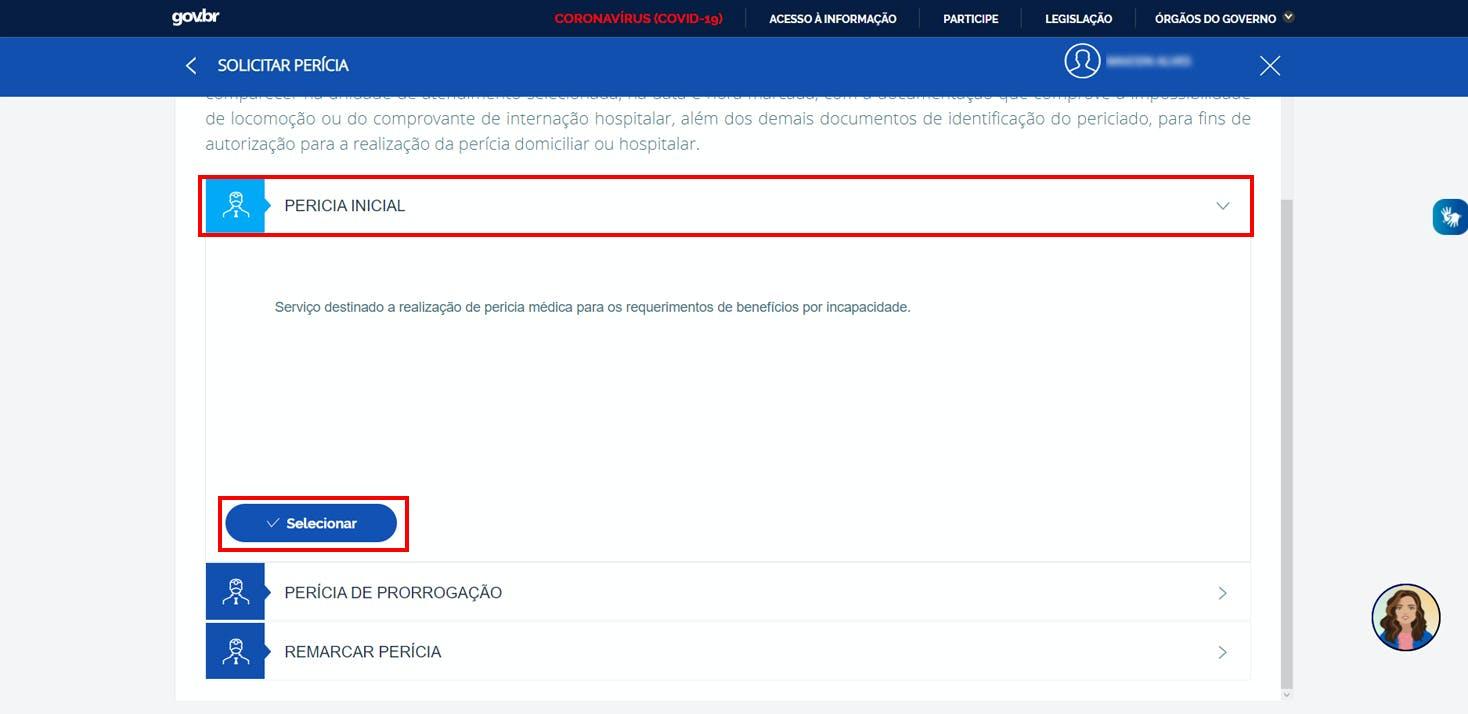 Agendar perícia no INSS - Advocacia Alves