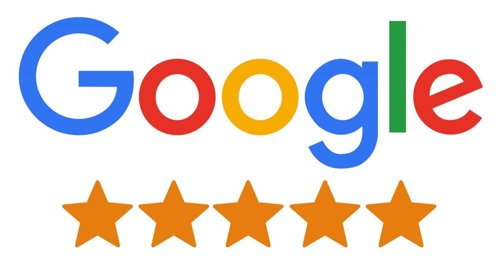 Avaliações 5 estrelas da Advocacia Alves no Google