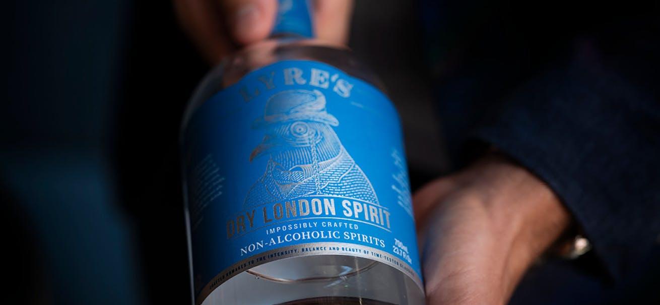 Lyre's Spirit Co bottle
