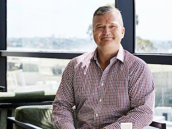 Skincare brand Alpha-H's CEO Myles Anceschi