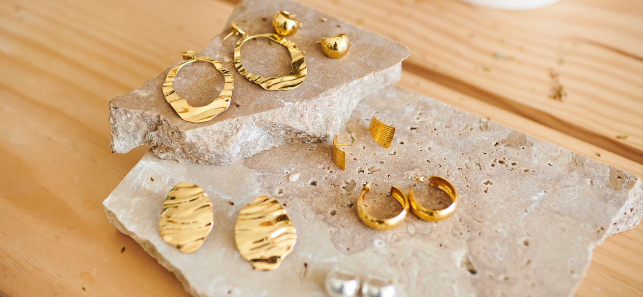 Worn For Good jewellery