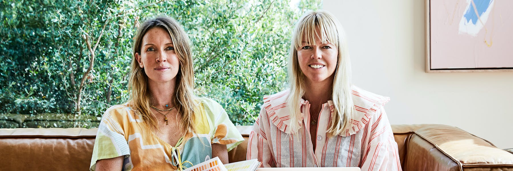Kip&Co co-founders Kate Hepell and Hayley Pannekoecke