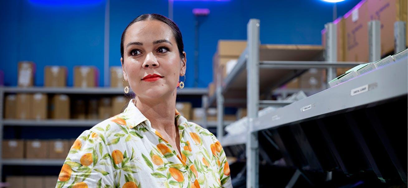 Evette Hess of Makeup Cartel, esmi Skin Minerals and PONi