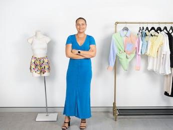 Beginning Boutique founder Sarah Timmerman PHOTO Glenn Hunt