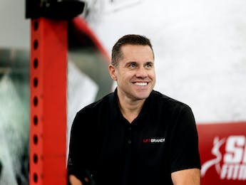 Chris Caldwell, CEO of SNAP Fitness