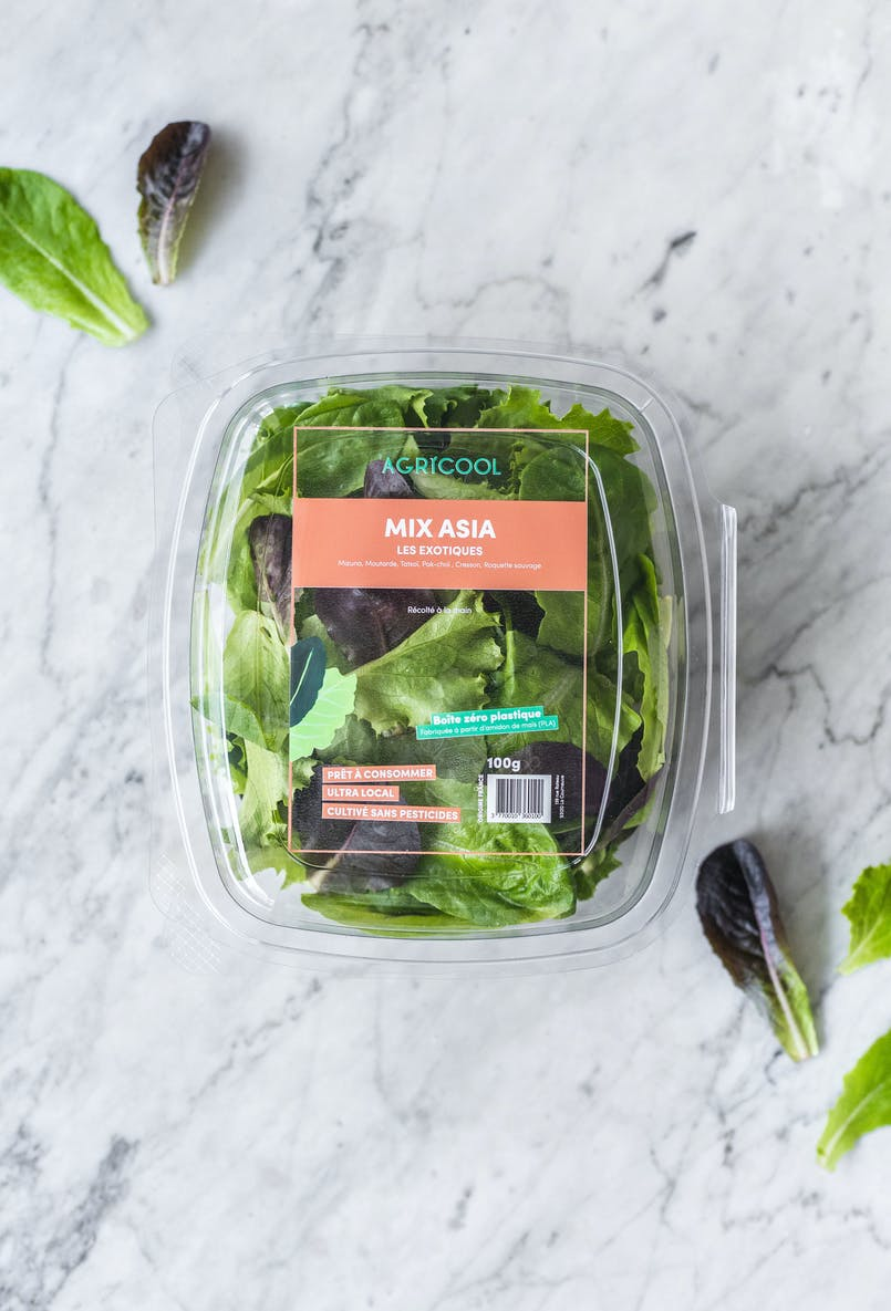 Our Asian Mix is fresh, pesticide-free, local, and last but definitely not least, 100% delicious.