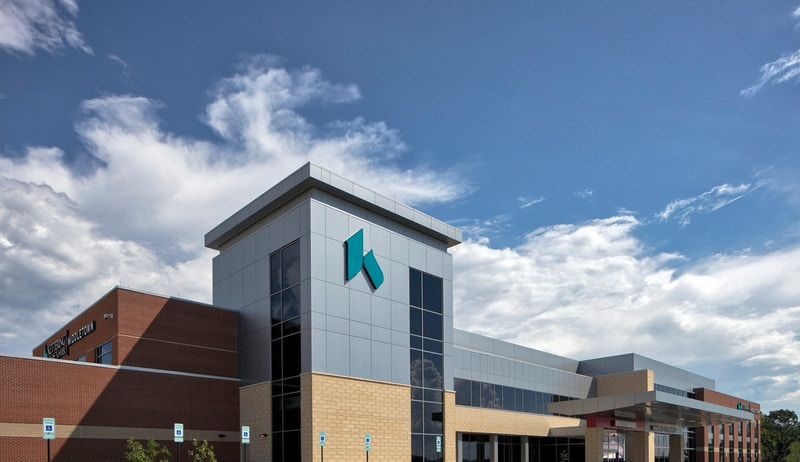 Kettering Health Network Middletown facility