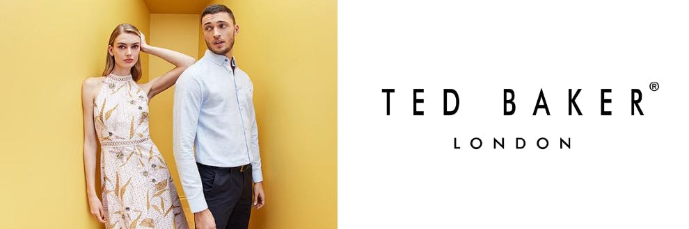 Earn Rewards at Ted Baker