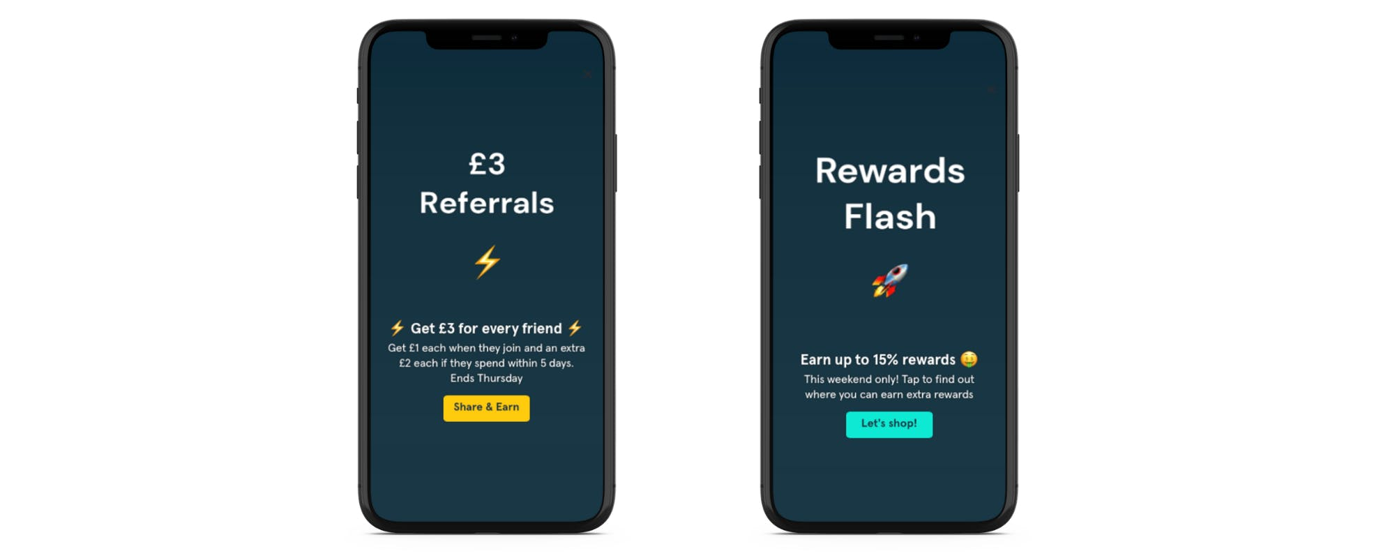 Airtime Surge and Rewards Flash