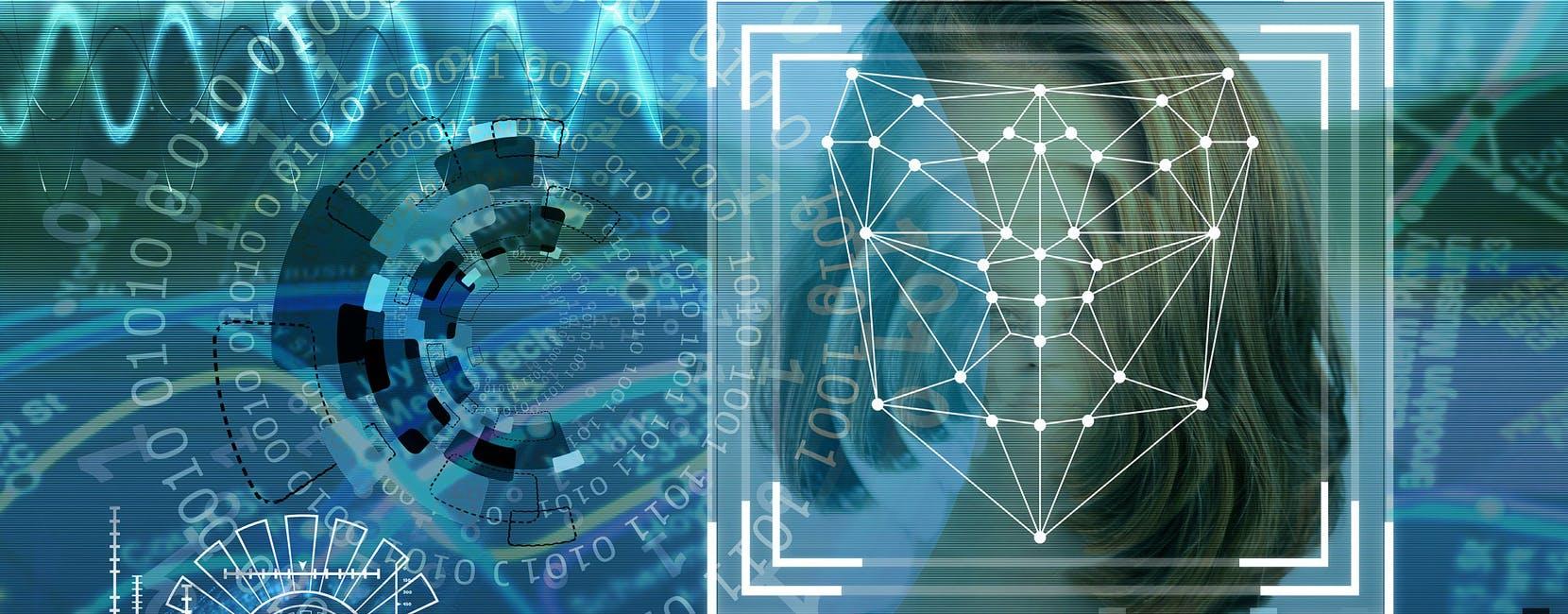 Face authentication technology