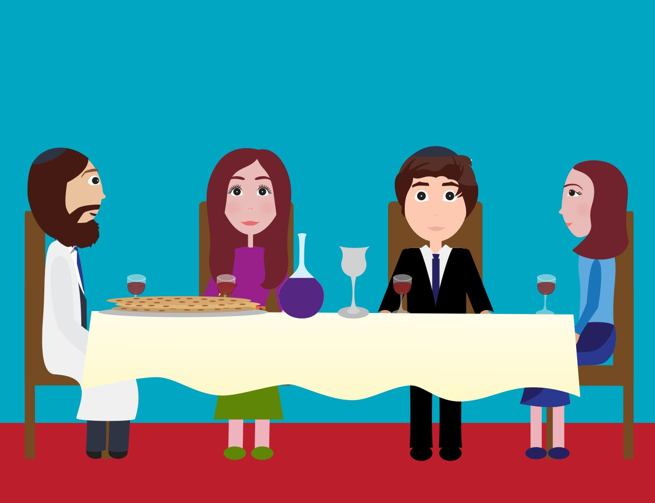 Seder meal meaning