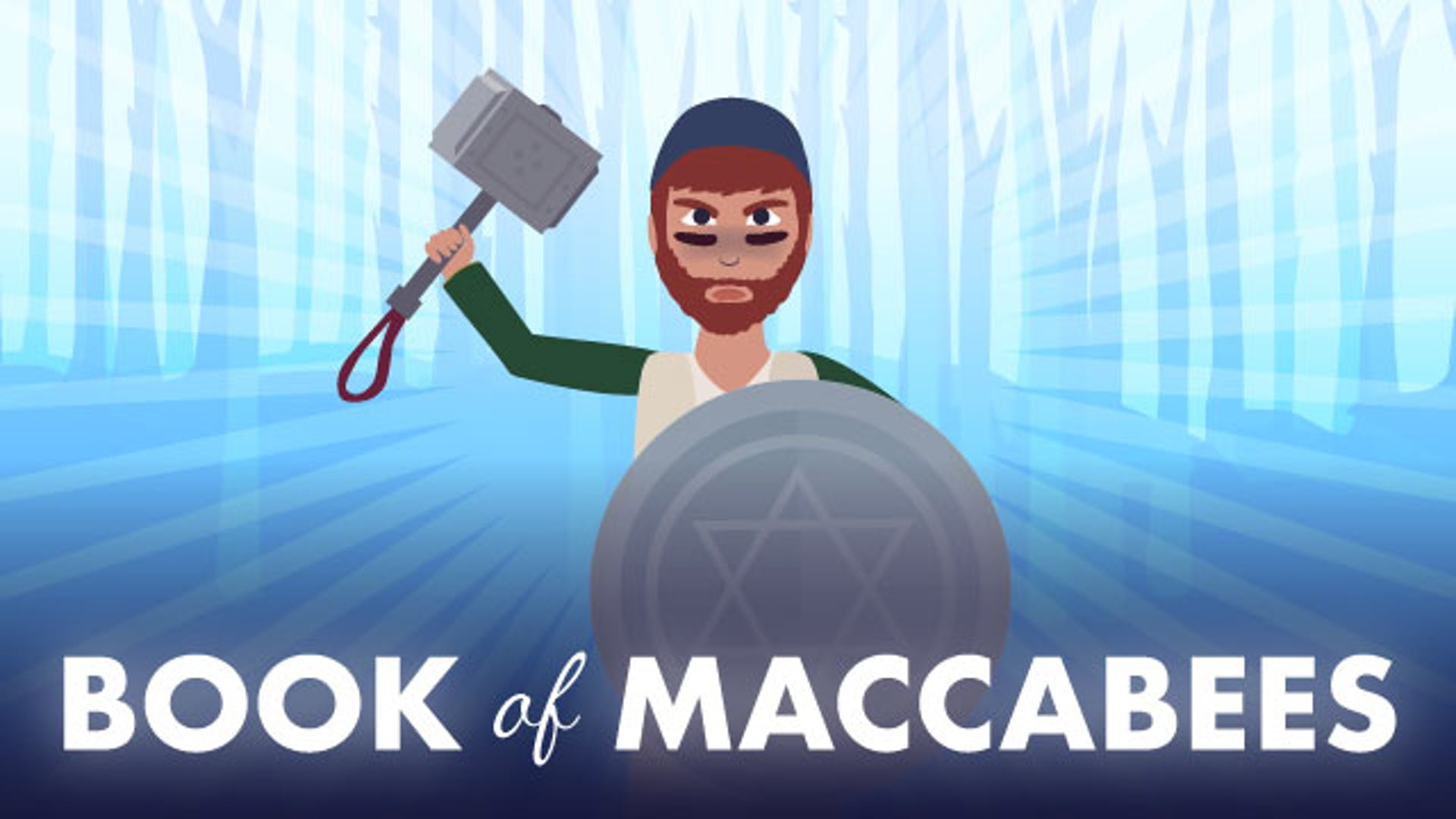 Hanukkah Maccabees story meaning