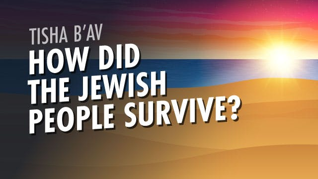 How Did The Jewish People Survive?