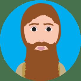 Mordecai Purim Character