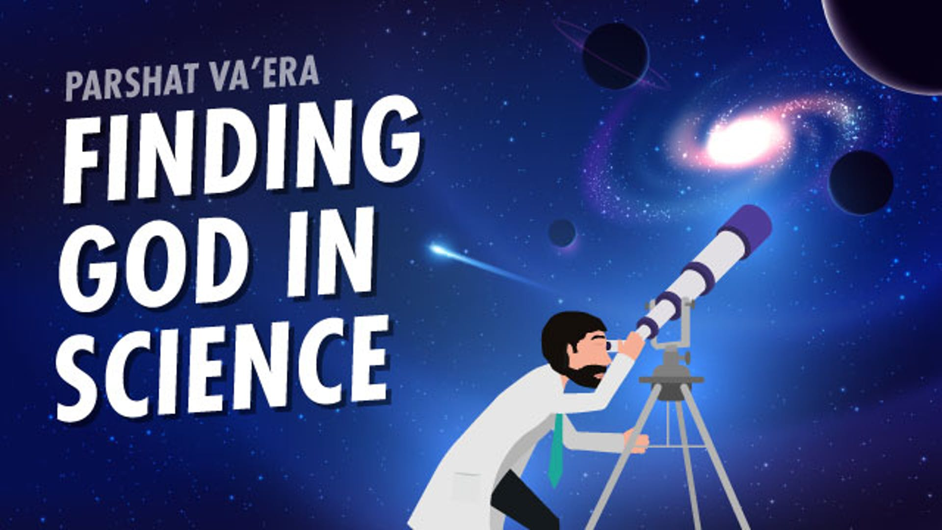Finding God and science coexist