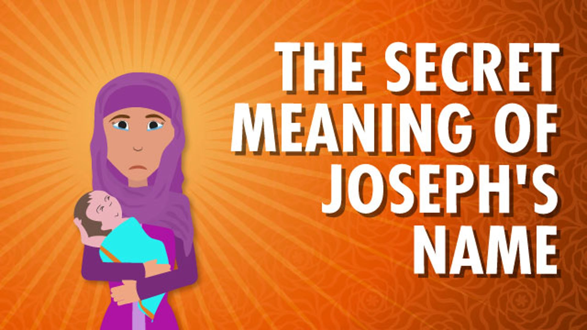 Meaning of Joseph name in Bible