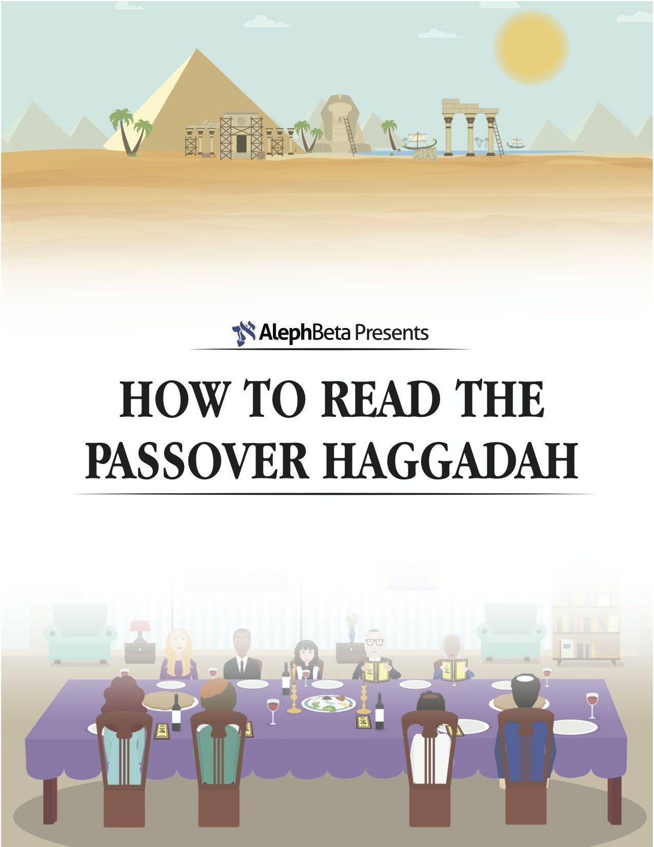 Printable passover pdf