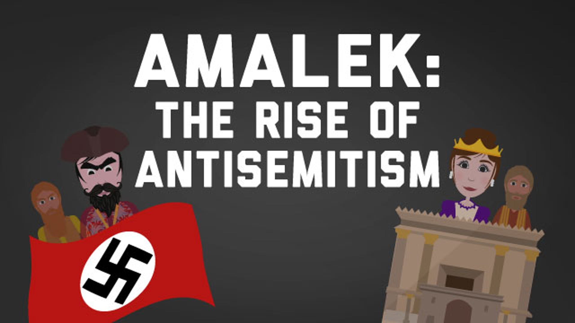 Amalek and Israel in the Bible