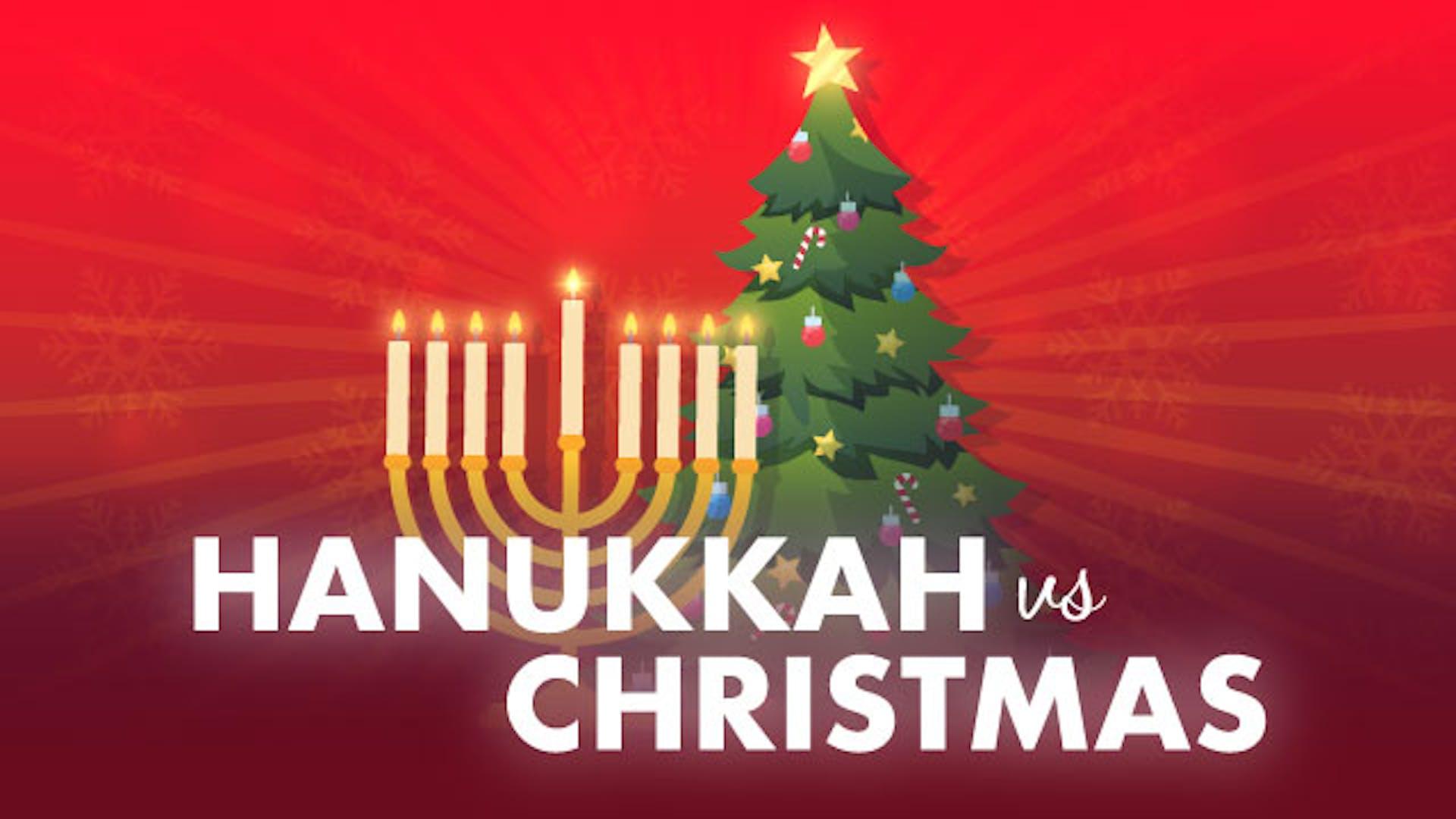 Hanukkah Christmas Winter Solstice holidays