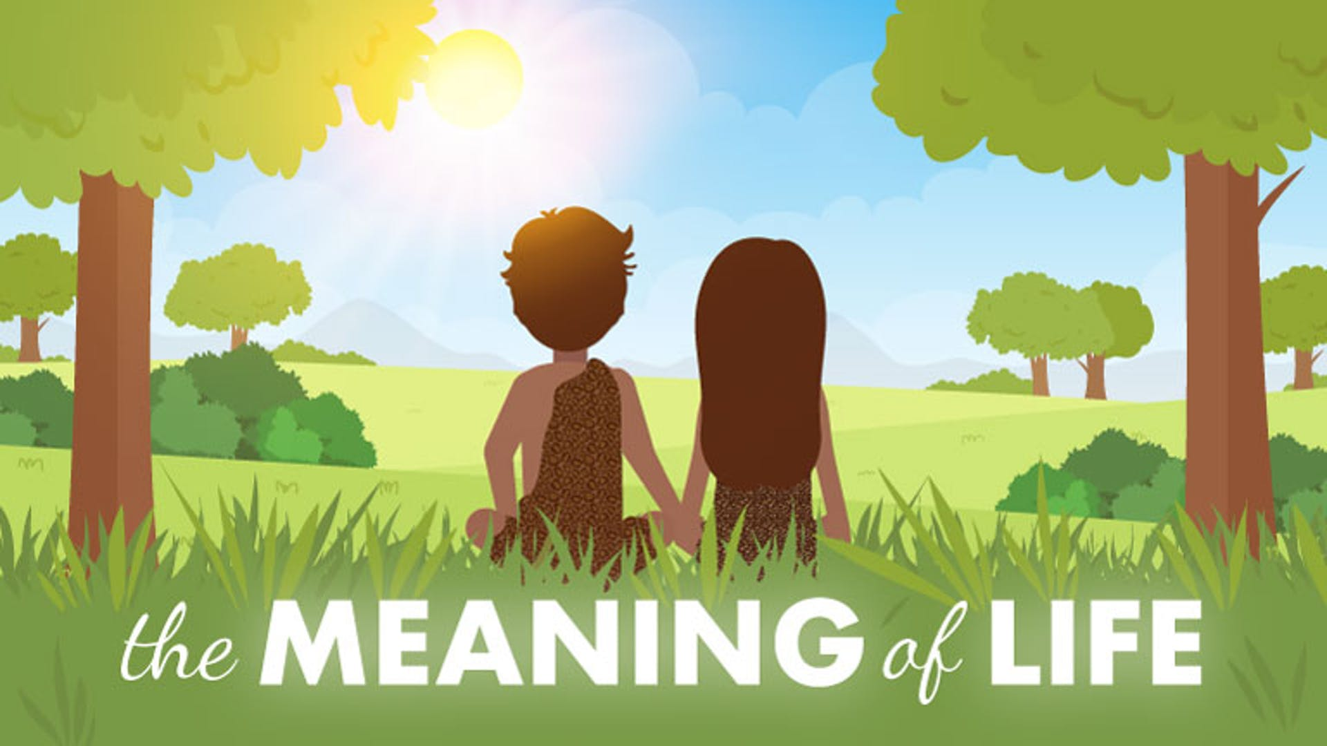 What is true meaning of life Bible