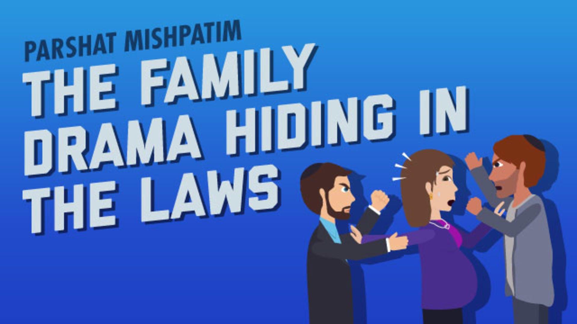 Mishpatim laws