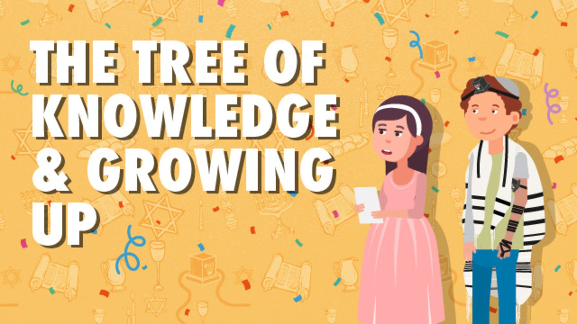 The Tree of Knowledge and Growing Up