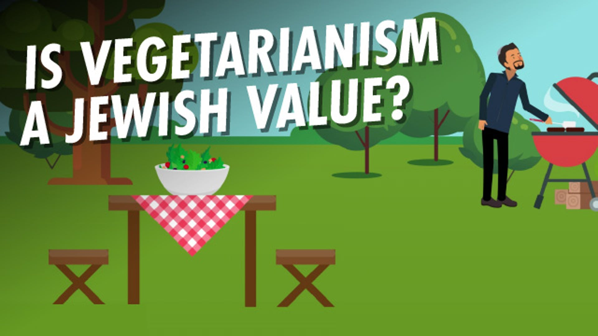 Is Vegetarianism a Jewish Value?