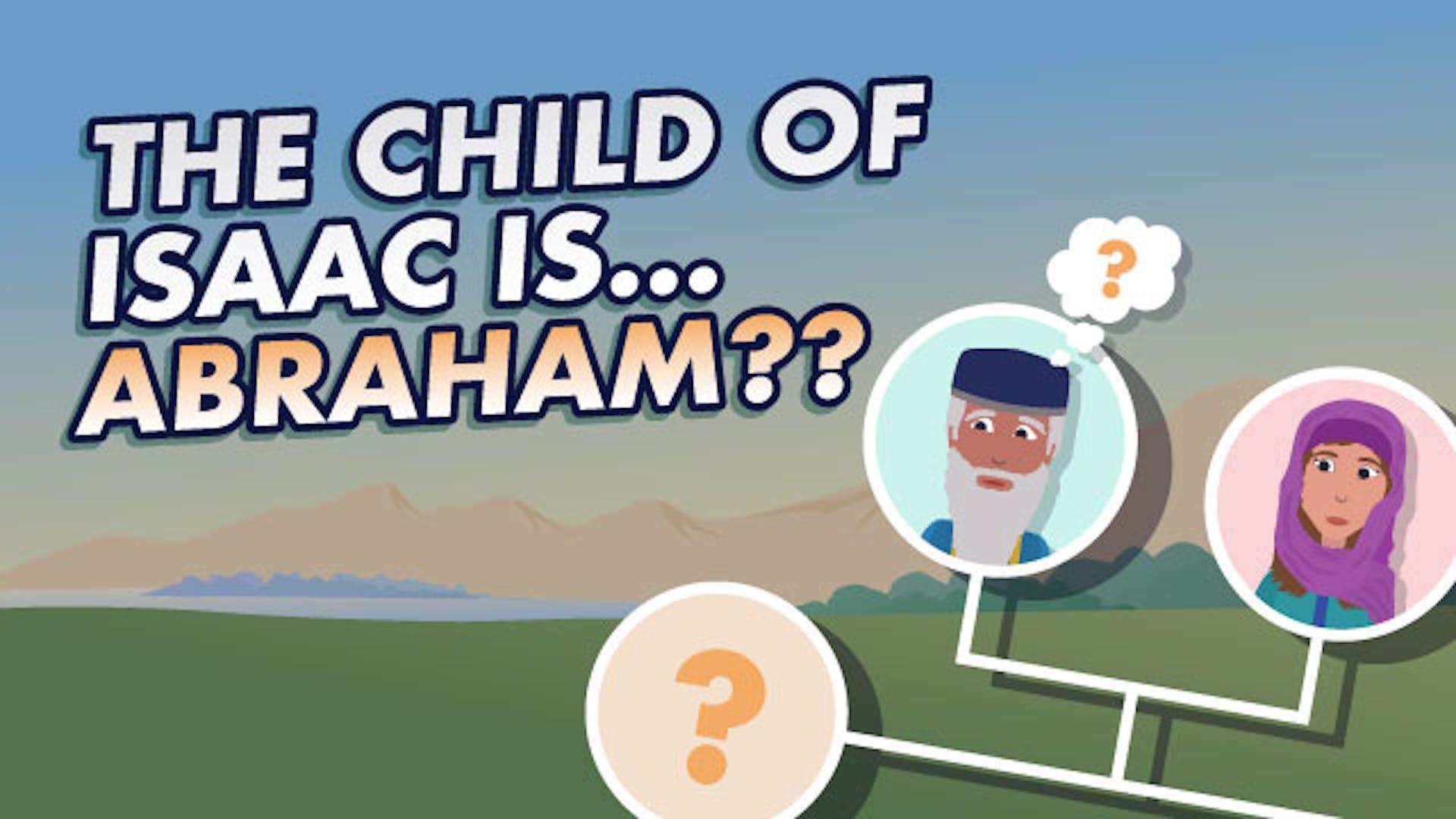 Isaac Abraham family tree