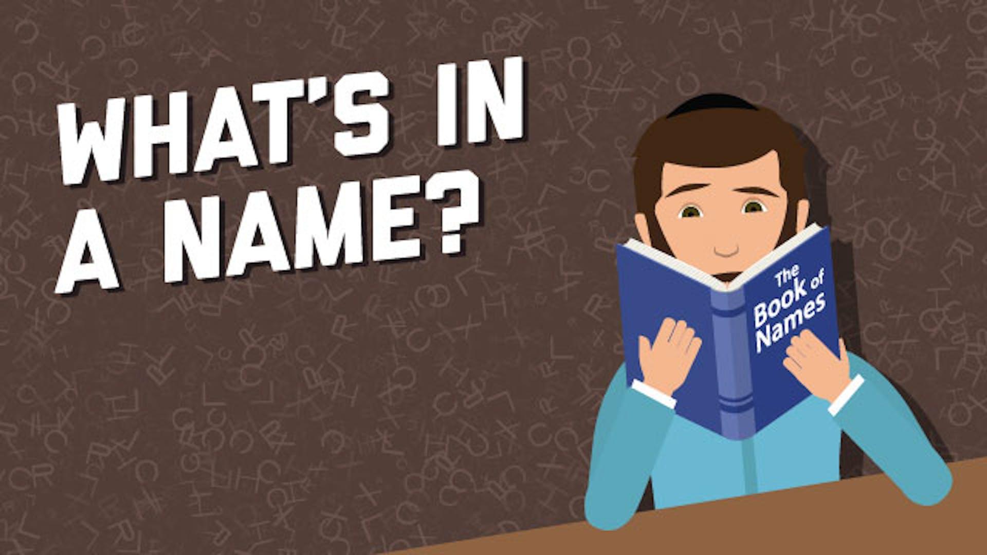 Shemot Exodus name meaning