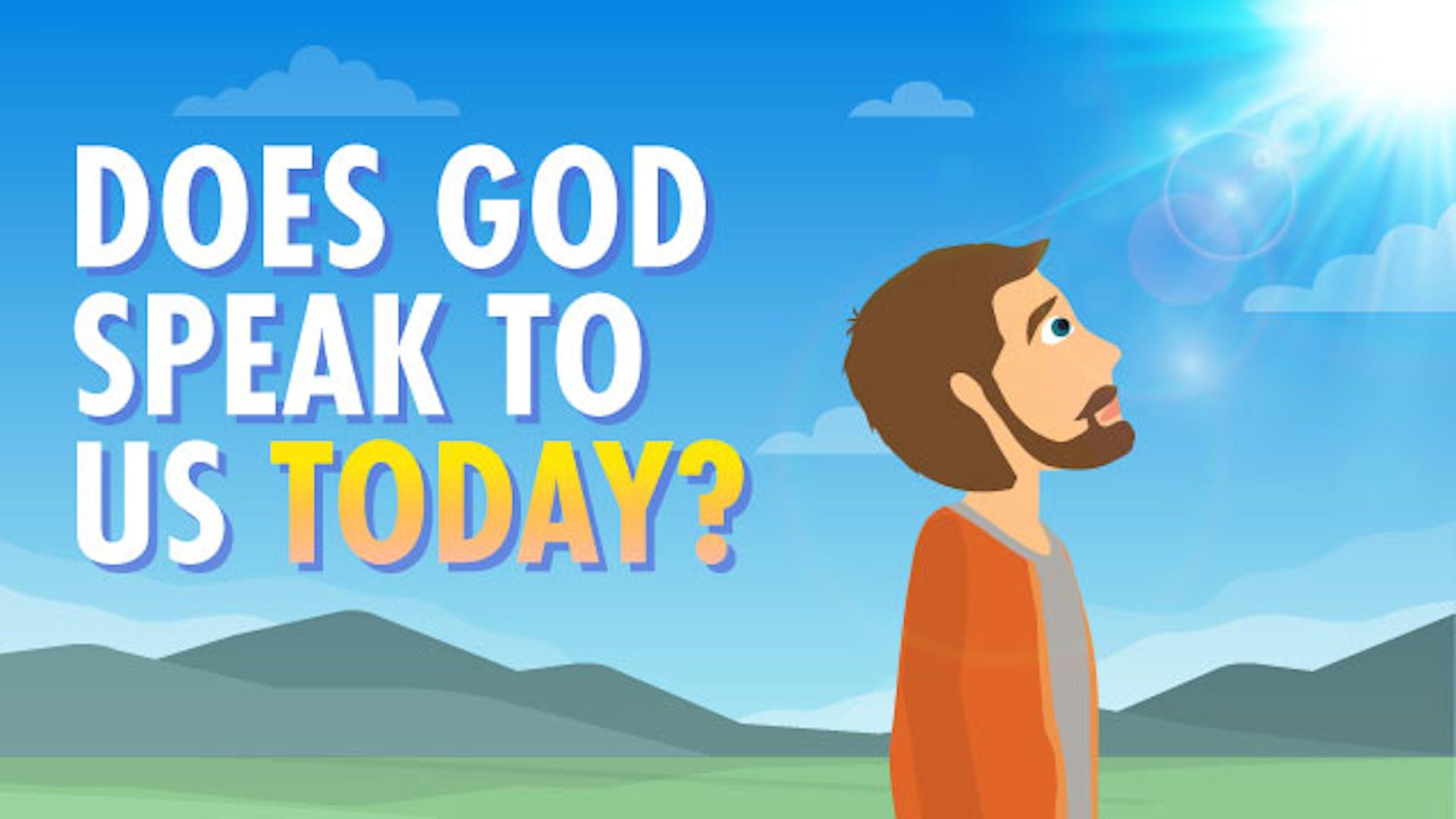 Does God speak to us in dreams