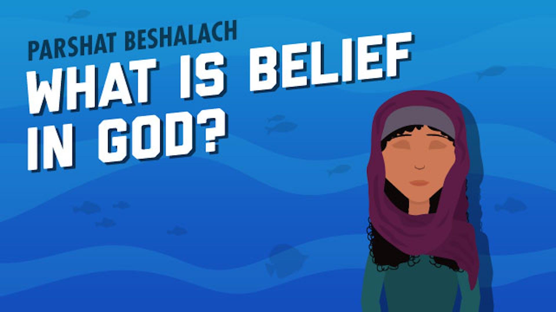 Struggle with belief in God Israelites