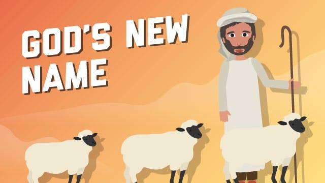 God as our shepherd