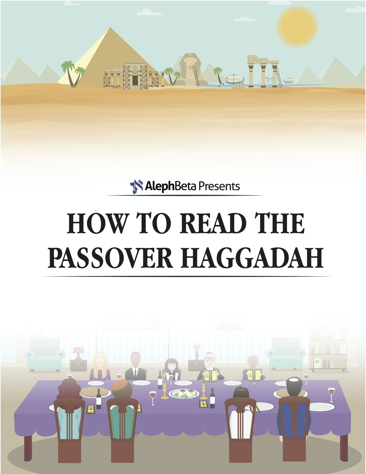 Downloadable passover guide