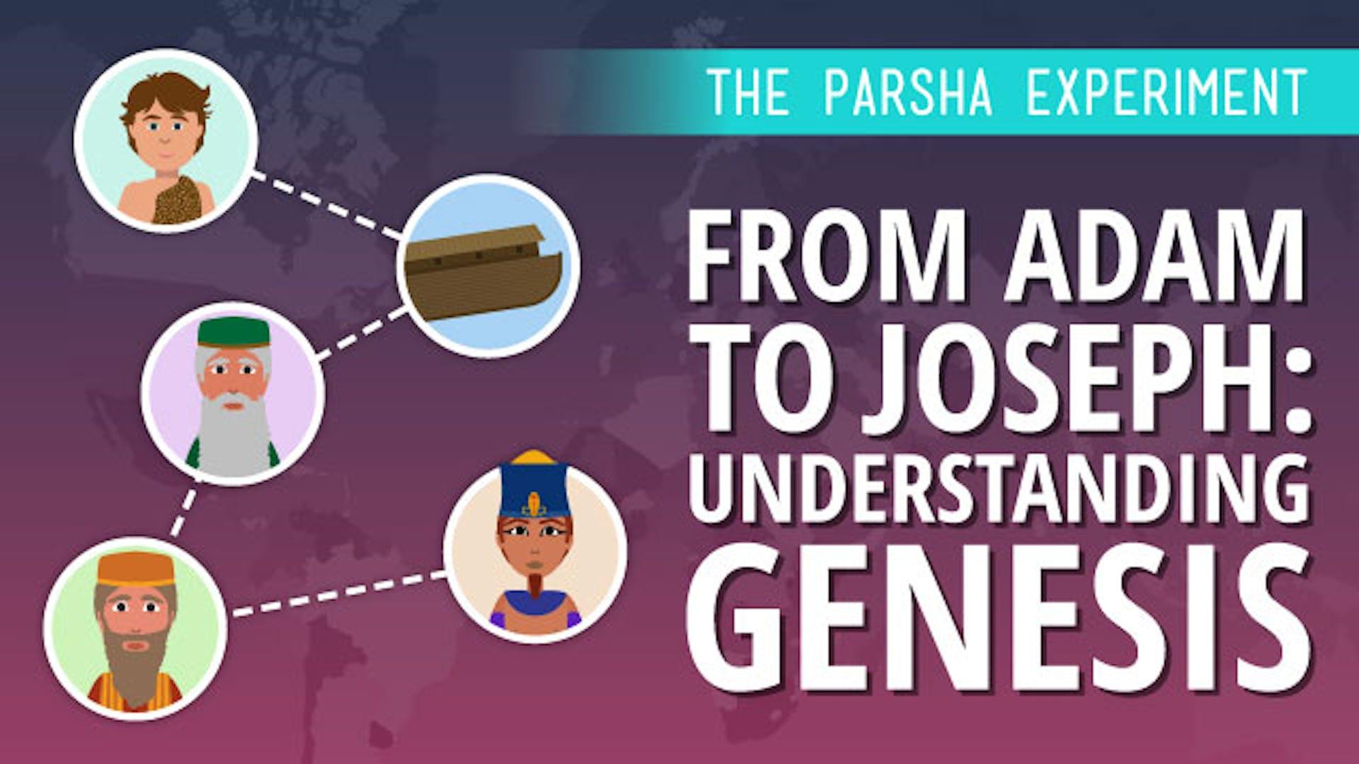 Understand Genesis Children of Israel