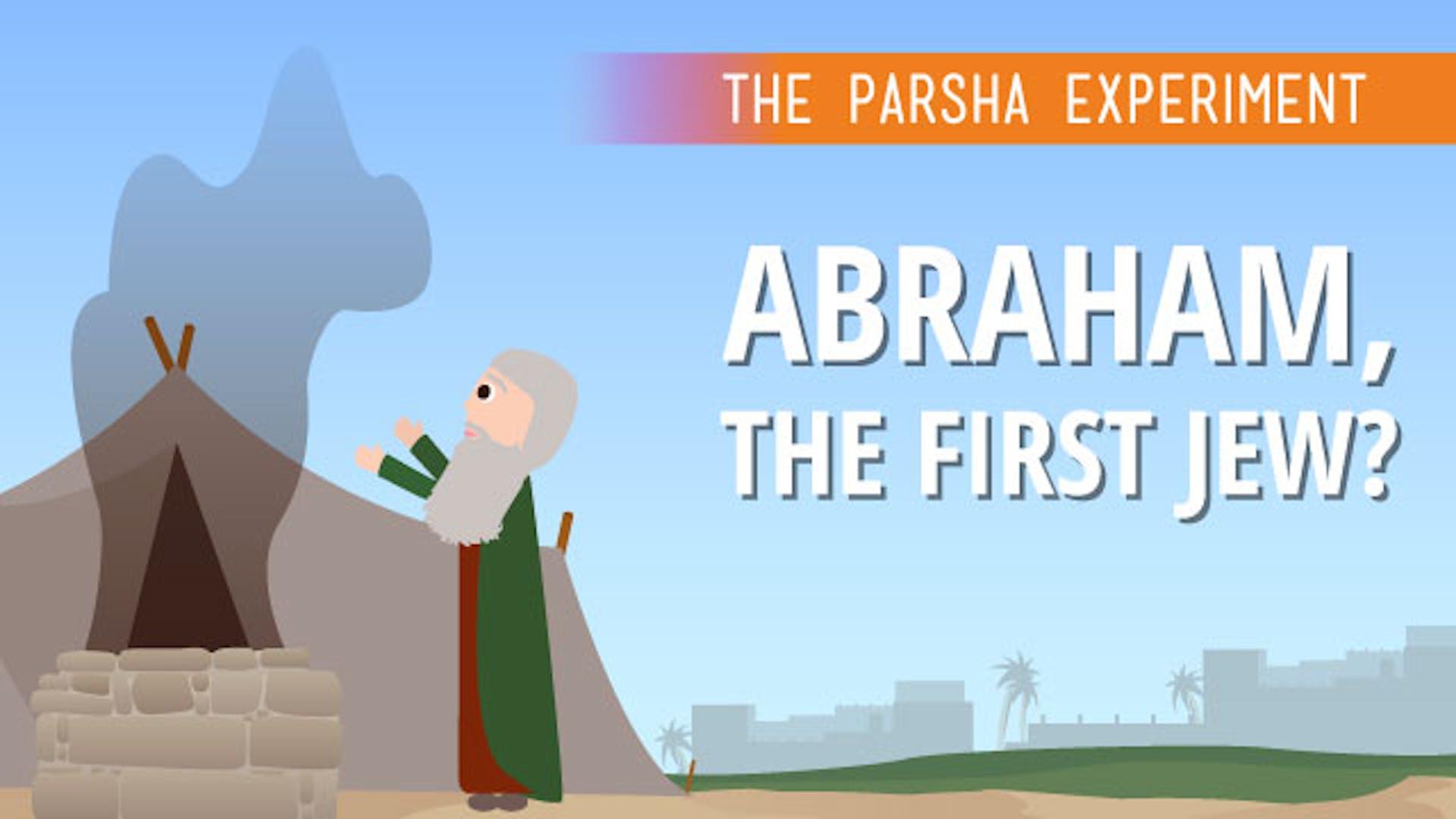 Abraham's Character Traits Story