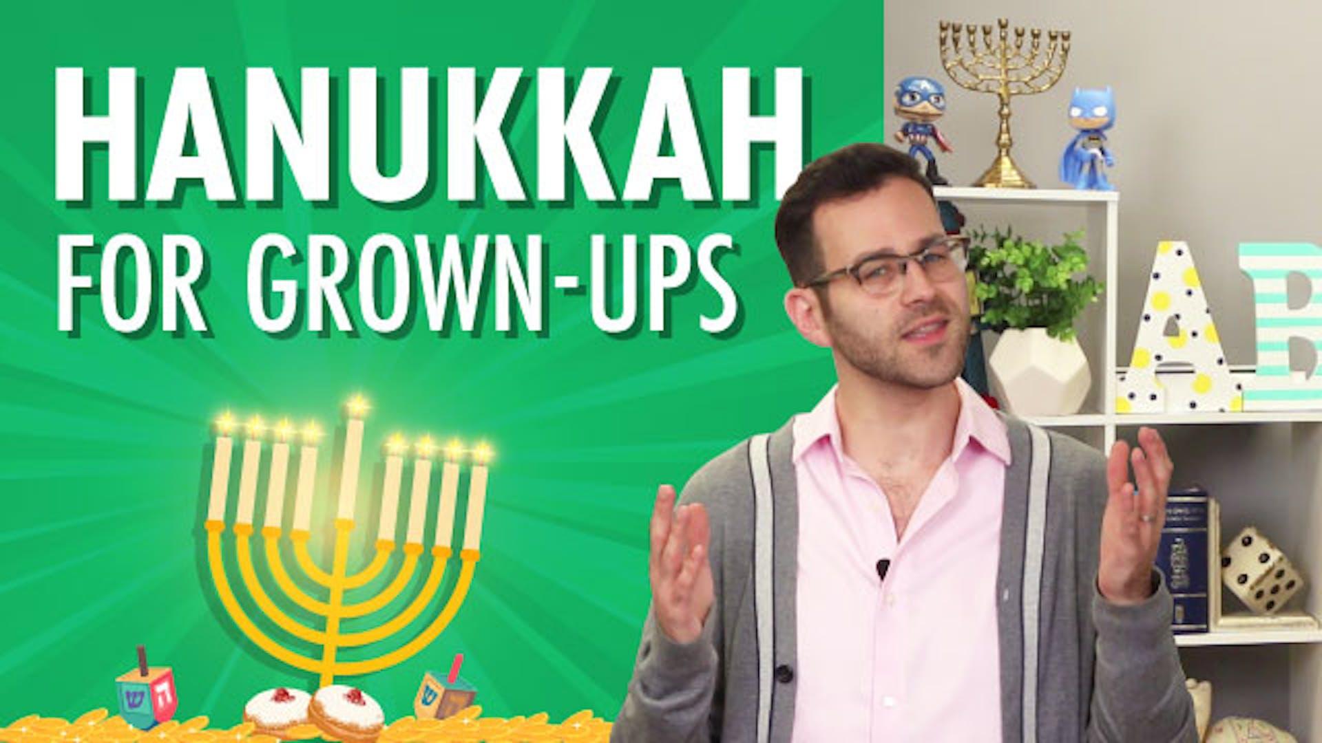 Hanukkah meaning